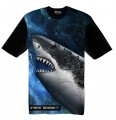 Shark t-shirt Street_Legend