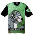 Koala t-shirt Street Legend