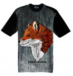 FOX t-shirt damski
