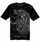 BLACK WOLF t-shirt męski