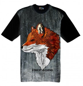 FOX t-shirt męski