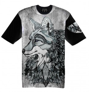 COYOTE t-shirt damski