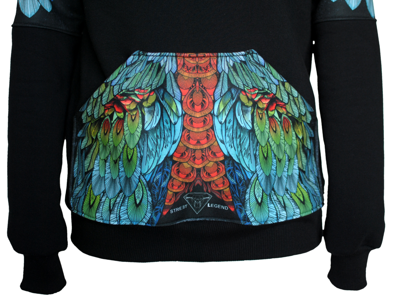 PARROT t shirt męski STREET LEGEND online store